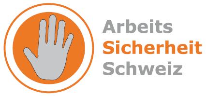 Logo der ArbeitsSicherheit Schweiz