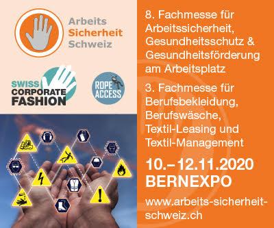 Anzeige für ASSchweiz 2020